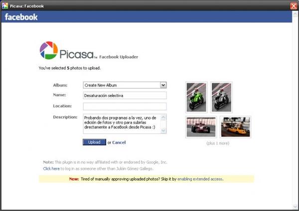 convert picasa photo viewer to pdf