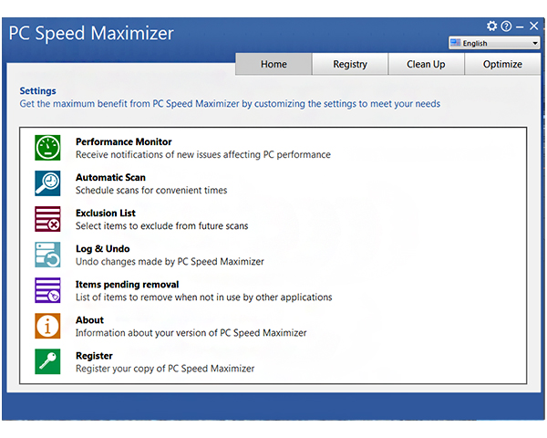 Pc speed maximizer 3.2 serial in Title/Summary