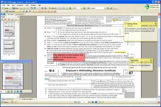 Pdf-xchange viewer - скачать бесплатно русскую версию pdf-xchange.