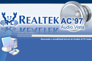 Realtek AC'97 Audio Vista Driver