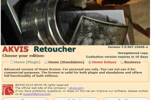 AKVIS Retoucher