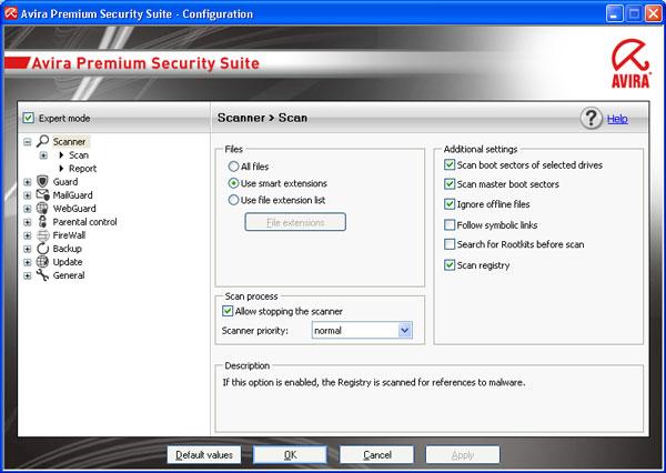 Avira premium security suite 2012