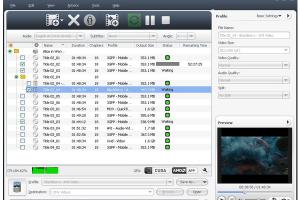 4Media DVD to 3GP Converter
