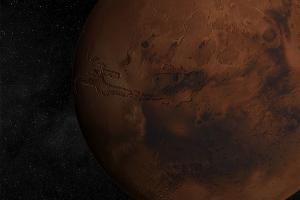 Solar System - Mars 3D screensaver