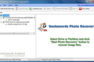 Geeksnerds Photo Recovery