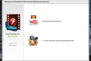 Cool YouTube to MP3 Converter