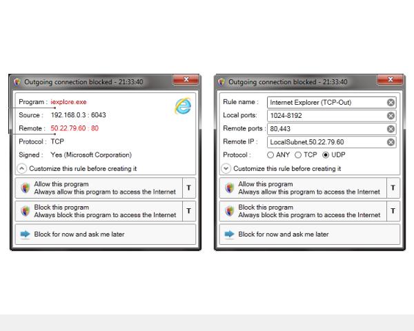 Emsa port blocker key generator