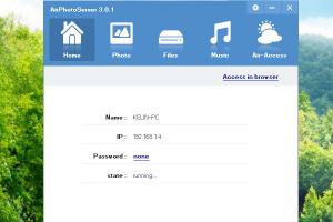 Windows 7 AirPhotoServer 5.2.4 full