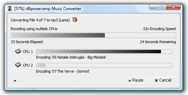 gratis dbpoweramp music converter: