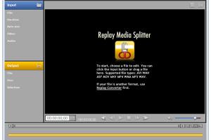 Replay Media Splitter