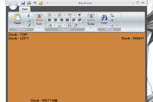 Office 2007 Ribbon Active Project