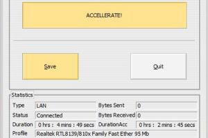 uTorrent Ultra Accelerator