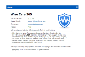 Wise Care 365 Portable