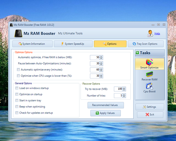Images Mz Ram Booster