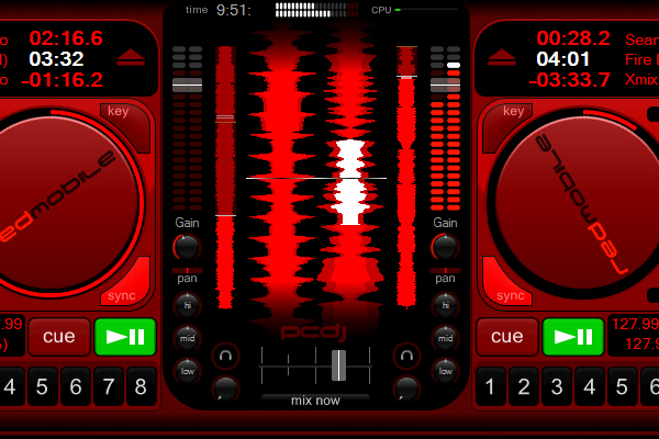 PCDJ Red DJ Software Download