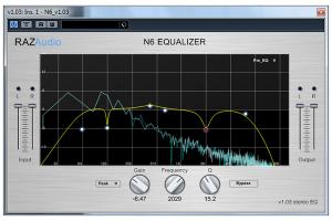 N6 Equalizer