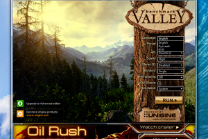 Valley Benchmark