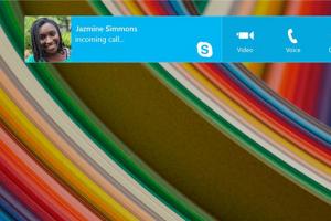 Skype for Windows 8