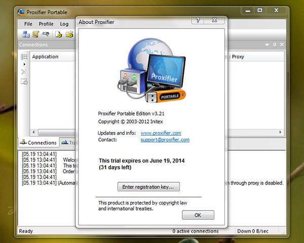 download proxifier portable