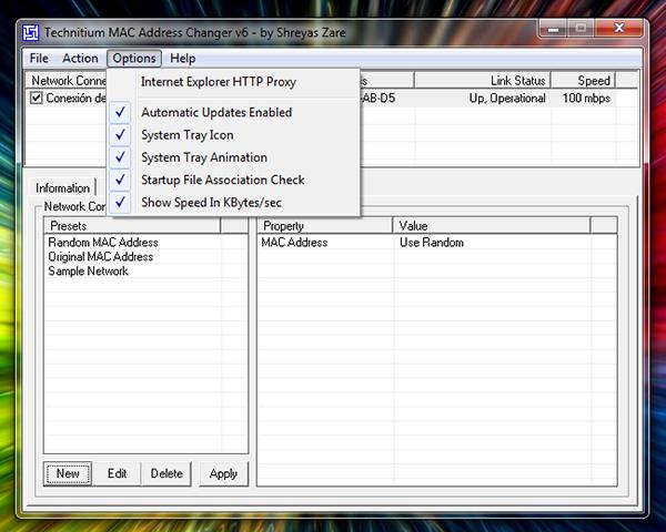 Tutoriais e outros..: [Apps] Technitium MAC Address ...