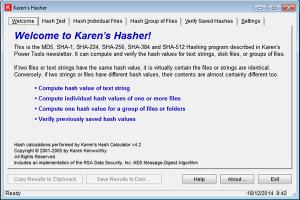 Karen's Hasher
