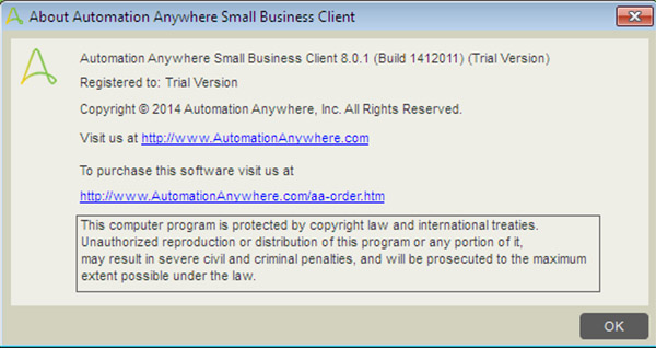 automation anywhere software