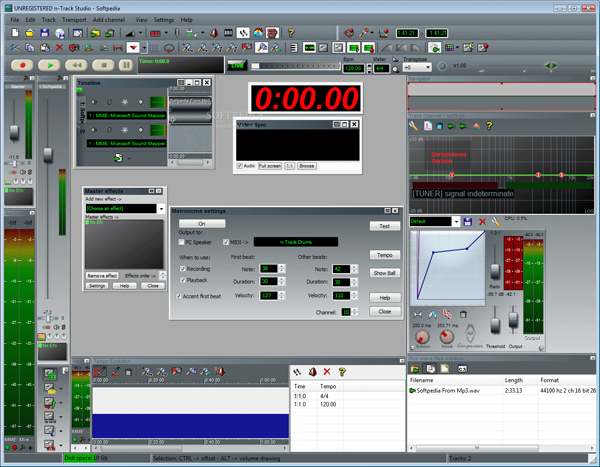 Download n-Track for Windows (x64 bit) 712 free