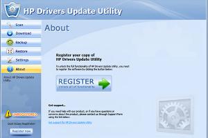 HP Drivers Update Utility