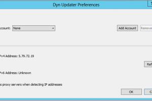 Dyn Updater