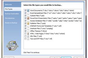 EZ Backup Office Pro