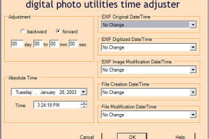Time Adjuster