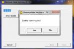 Remove Fake Antivirus