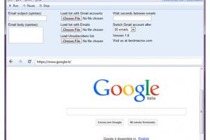 Gmail Sender Bot