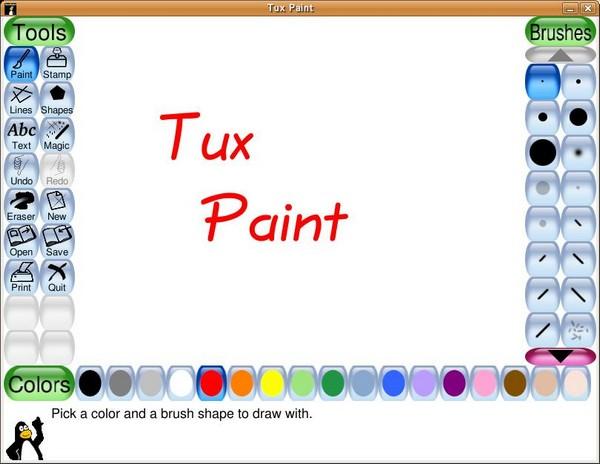 tux paint game online -#main