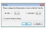 TaskBar Hider