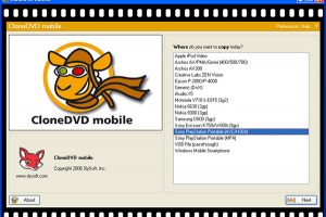 CloneDVD Mobile