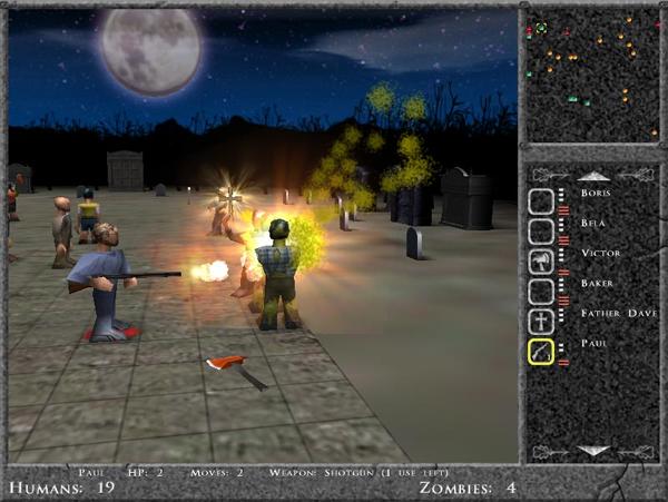 6000 games zombie