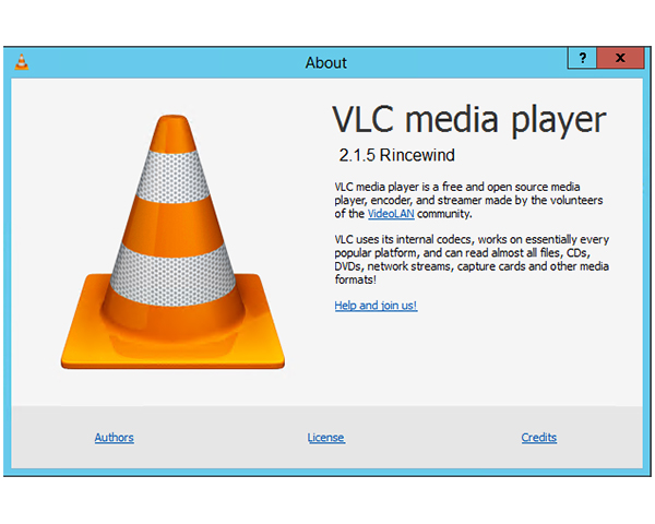 Images VLC Media Player Portable