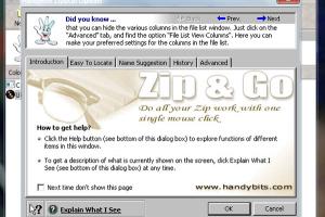 HandyBits Zip&Go