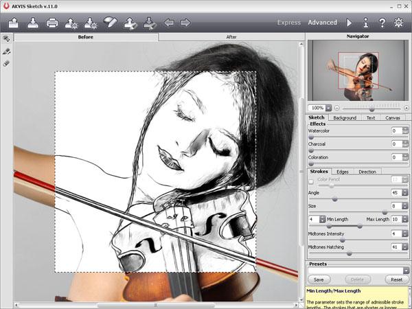 Как сделать фотографию с рисунками 455