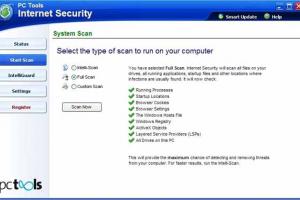 PC Tools Internet Security
