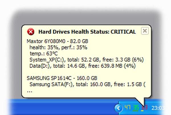 HDDLife 3.0 - обновление монитора для HDD.