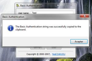 Basic Authentication