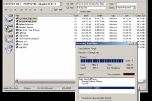 EAC Exact Audio Copy