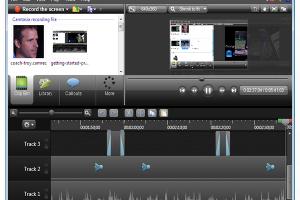 create instructional video screen capture