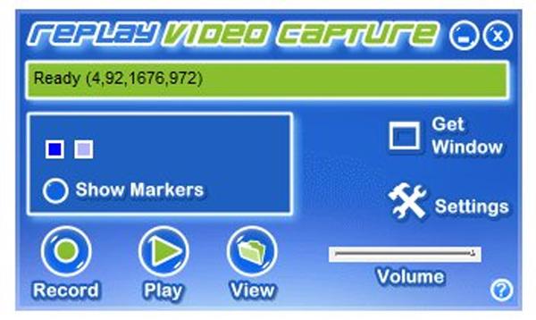 Replay Video Capture screenshot.