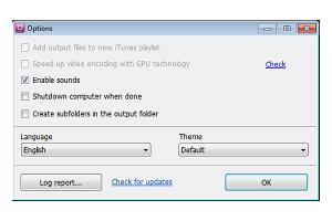DVDVideoSoft Free Video to iPad Converter