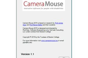 CameraMouse