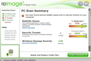 Reimage PC Repair Online