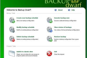 Backup Dwarf